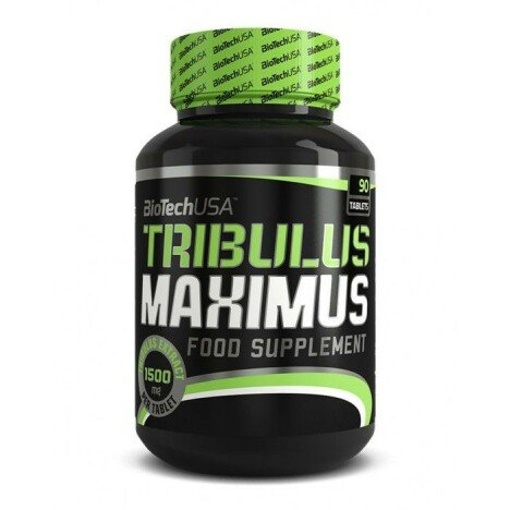 Tribulus Maximus, 1500 mg, 90 Tablete